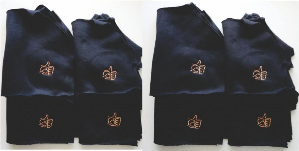 Bolso para uniformes